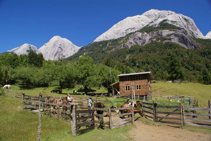 Cochamo Valley - © Copyright Flickr user linznix