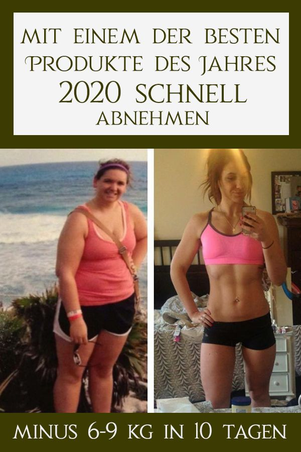 Gewichtsverlust Anwendung