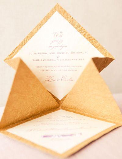 Partecipazioni di Matrimonio Fai da Te #idea #create #wedding #sposi #matrimoni #invito #partecipazione #happyday