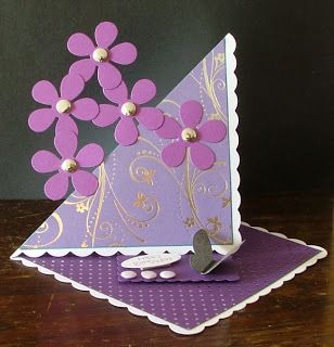 twisted easel card                                                       …
