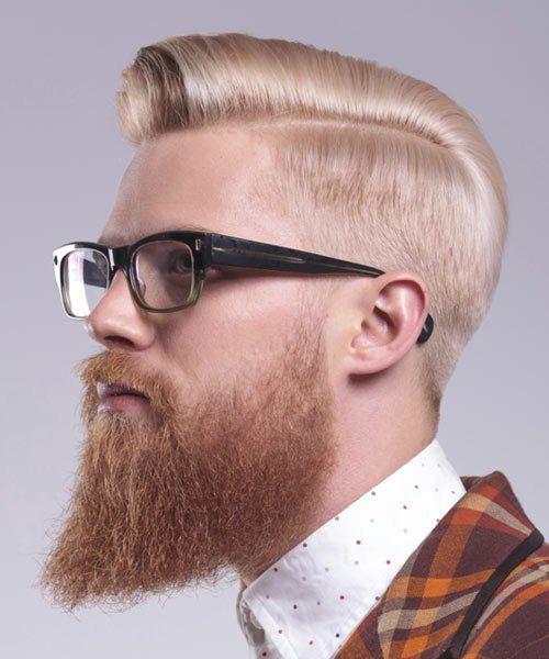 Different Beard Styles-