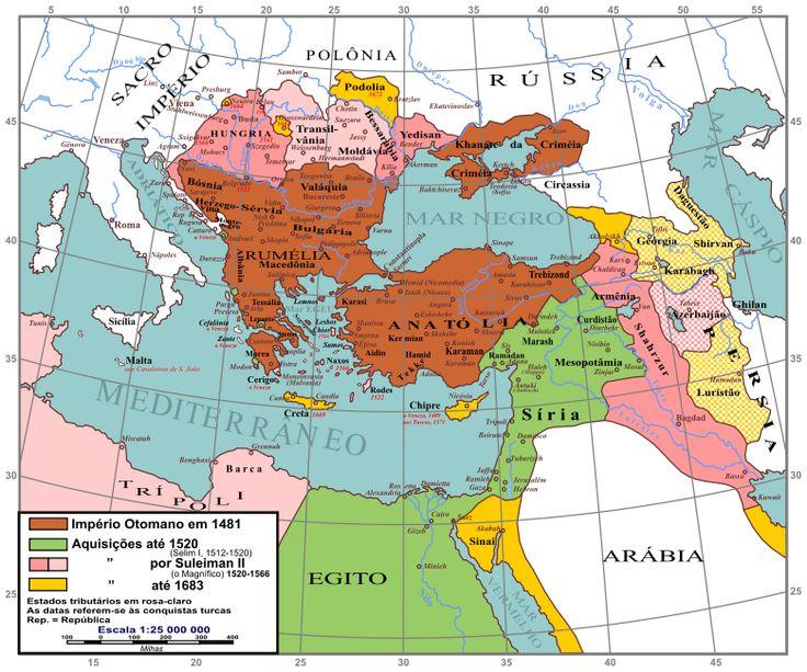 Otomano europa pt - Império Otomano – Wikipédia, a enciclopédia livre