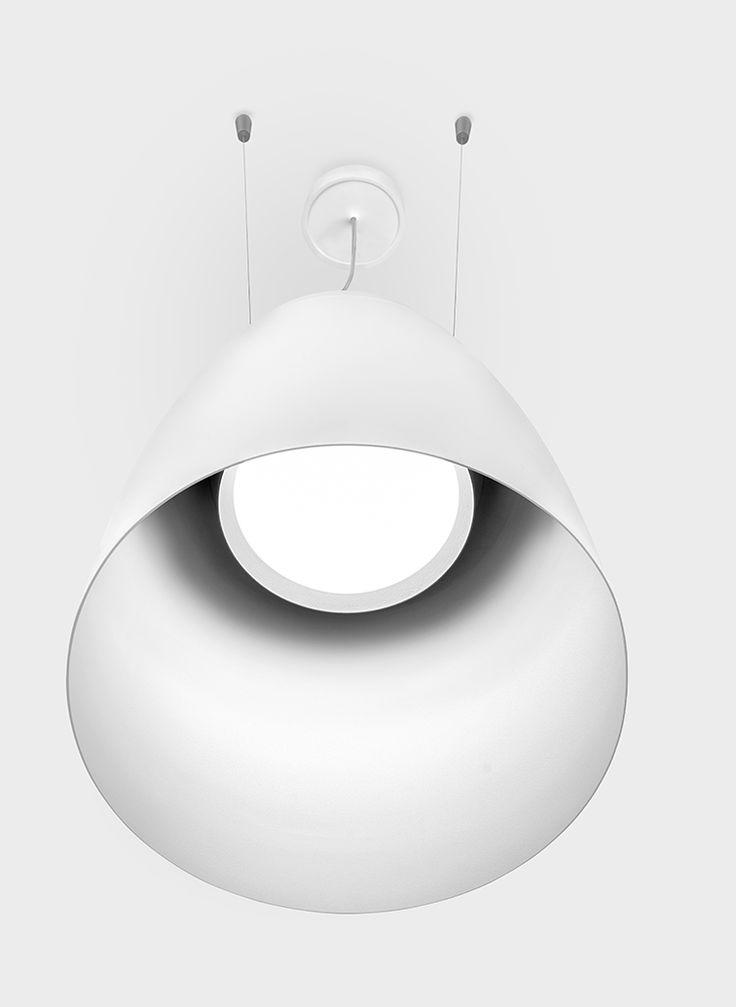 Salt new arkoslight suspended led high bay luminaire