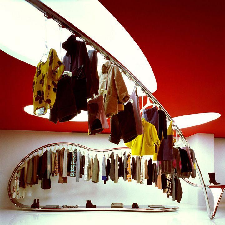 Marni flagship store by Sybarite, London » Retail Design Blog