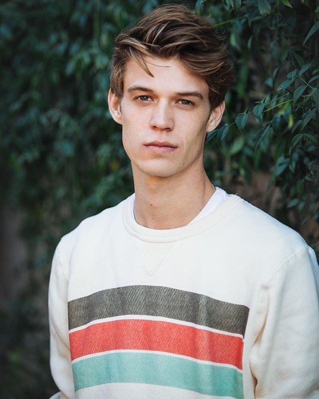 Colin Ford dome