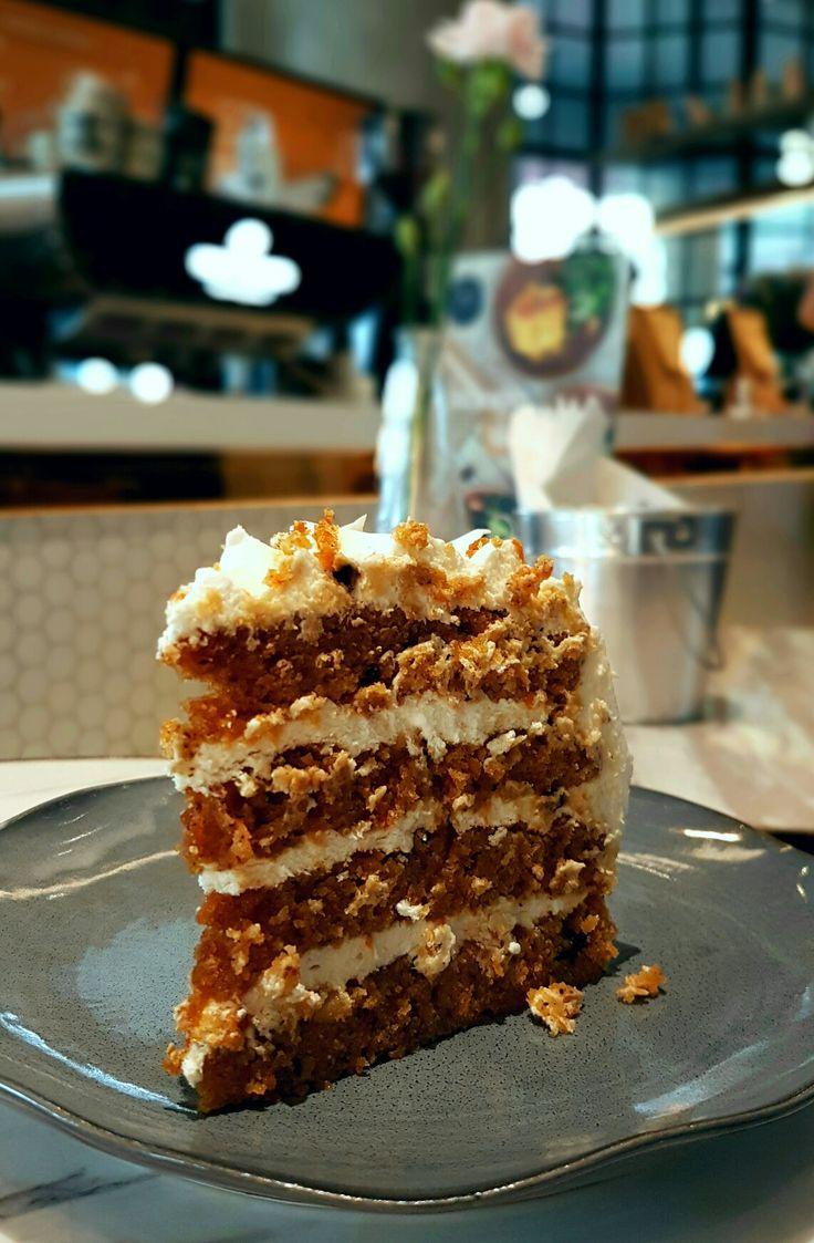 """""""Carrot Cake"""", Toby's Estate, Jakarta"""