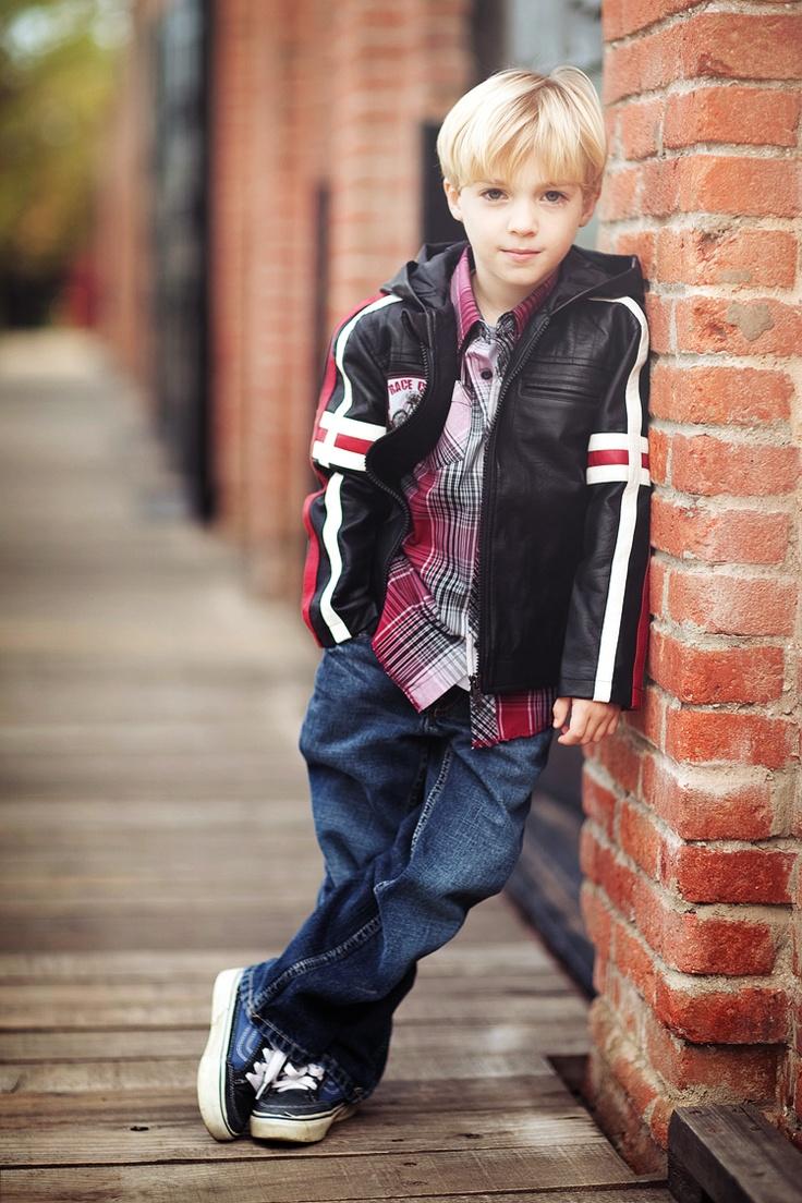 cute pose 6 year portraits tristan Boy photo shoot