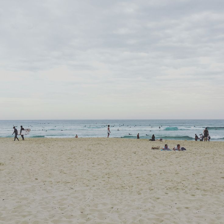 Sunday Blues | Bondi Beach, Sydney 2015