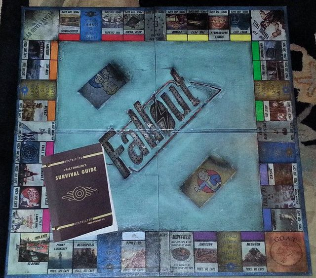 Dnload Georgeous The Beatles: 17 Best Images About Monopoly Custom Board On Pinterest