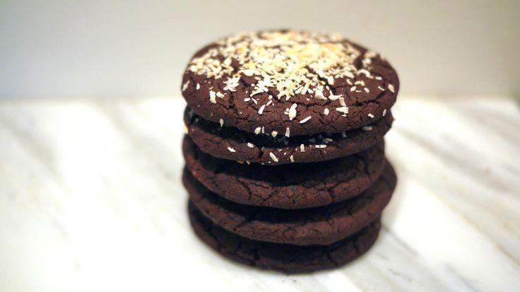 Browniekjeks med svarte bønner - Godt.no - Finn noe godt å spise