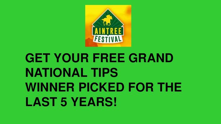 #Aintreefestival  Aintree festival . GET YOUR FREE GRAND NATIONAL TIPS WINNER PICKED FOR THE LAST 5 YEARS!  DO YOU WANT TO JOIN Aintree Festival FOR THE 2015 FESTIVAL AND GET ALL His PICKS FOR EVERY RACE? http://www.topbinaryoptions.info/bonus/vaintree.php