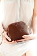 Flora Purse Leather  In store 1 february   www.flora-d.com