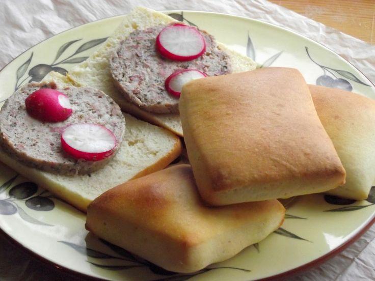 Gyors szendvics (tönkölylisztes) buci