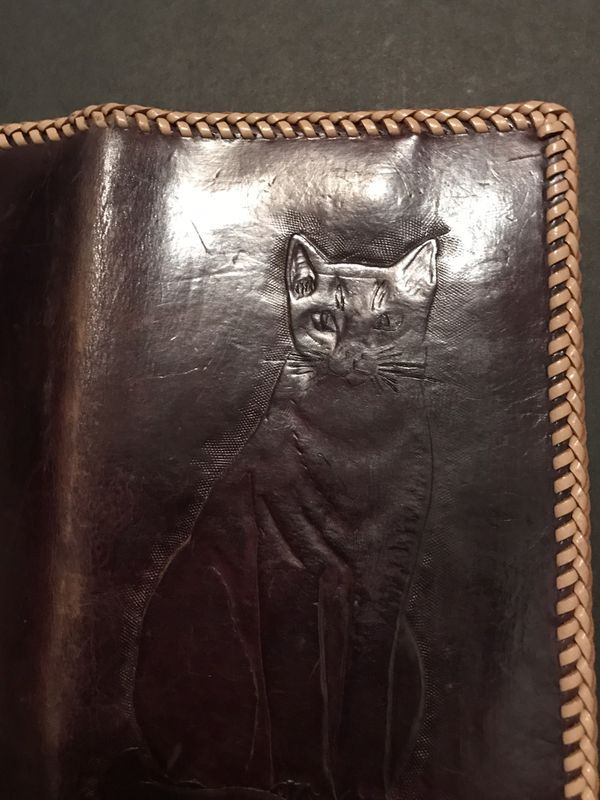 Genuine Tool Leather Wallet Leather Tooling Leather Wallet Leather