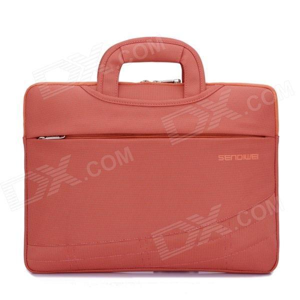 "SENDIWEI S-314W Multifunctional Ultra-thin Fashion Nylon Handbag for 15"" Notebook Laptops - Red Price: $20.94"
