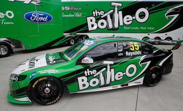 Bottle-O Racing V8 Supercar 2013