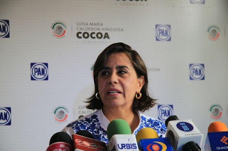 En Morelia, la senadora del PAN dio a conocer las propuestas que surgieron del Foro del Campo, así como las líneas de seguimiento a los trabajos que encabeza desde la ...