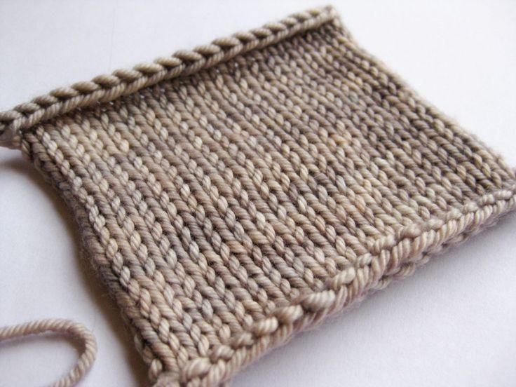 Comment comprendre les explications de tricot en anglais