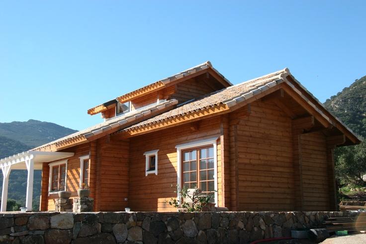 Casa honka en algeciras cadiz casas honka andalucia pinterest cadiz - Casas de madera en cadiz ...