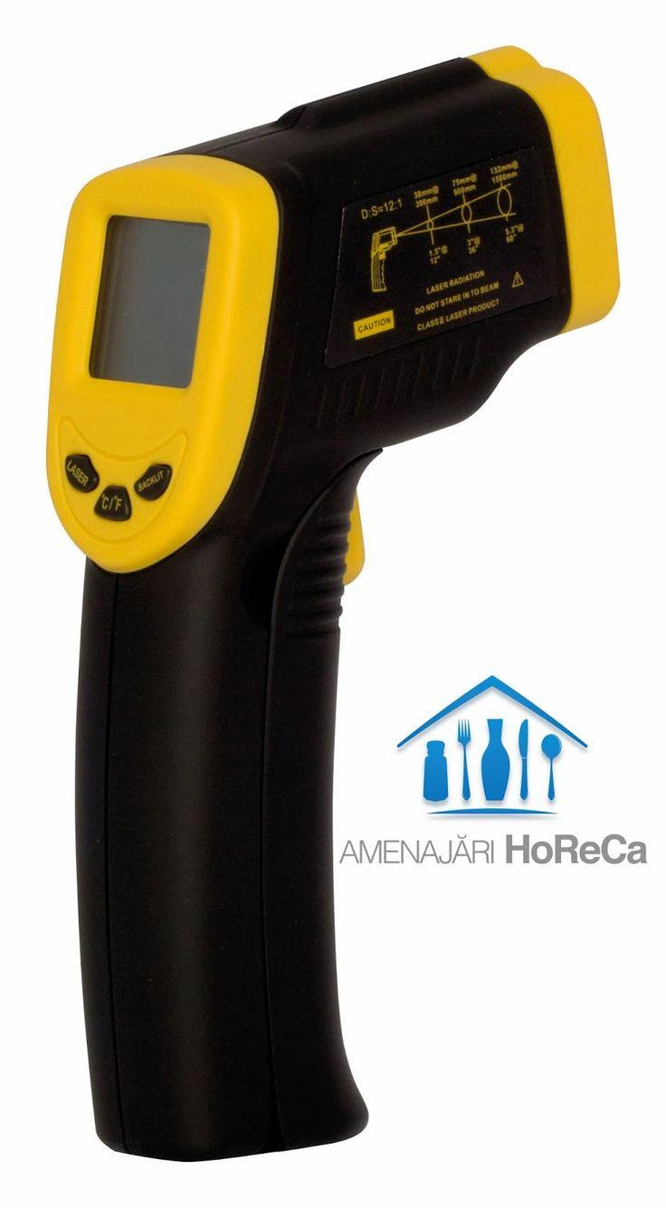 Termometru Infrarosu, Termometru Laser, Pret Termometru