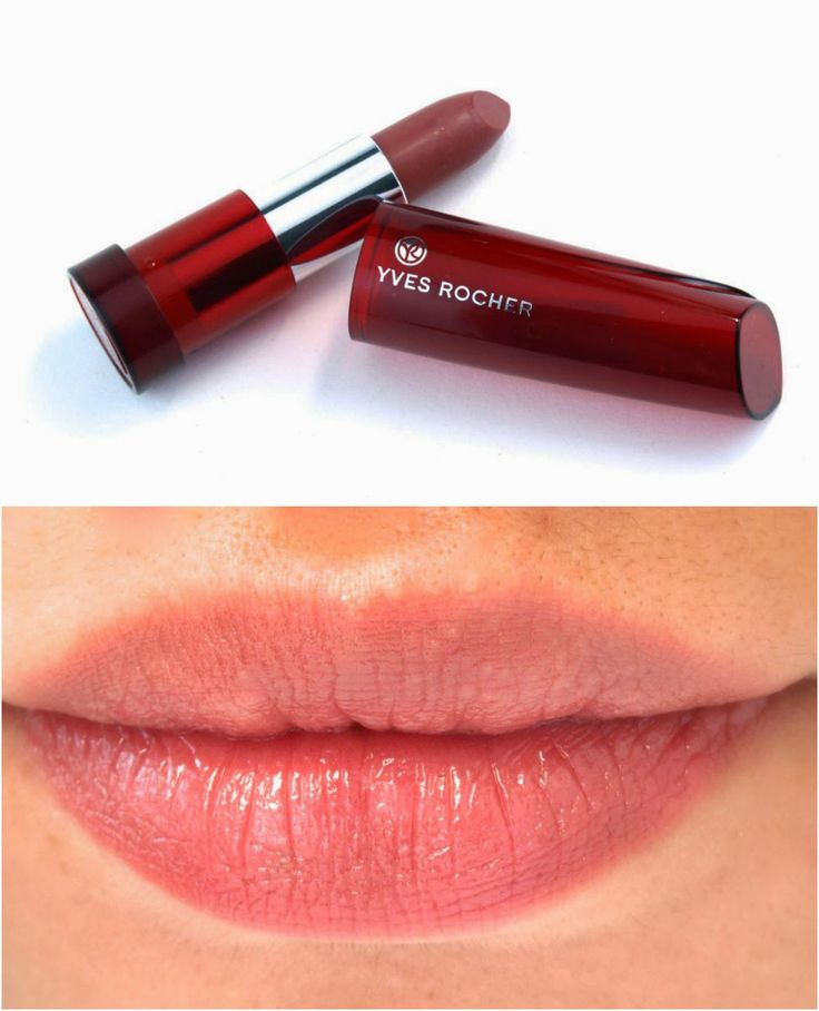 Yves Rocher Sheer Botanical Lipsticks: Review and Swatches 12. Marron Glace (Frosted Chestnut)