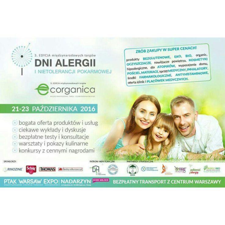 Zapraszamy. #alergia #astma #roztocza #atopowe