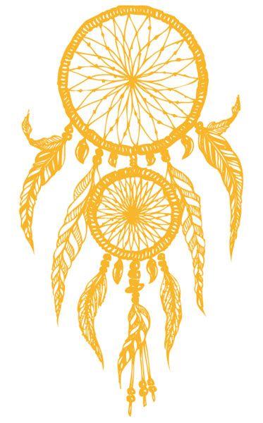 receveur de rve dor grand tattoo tattooforaweekcom tatouages temporaire tatouage - Coloration Phmre