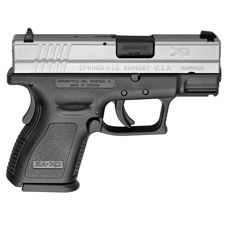 Springfield XD Sub-Compact 9mm