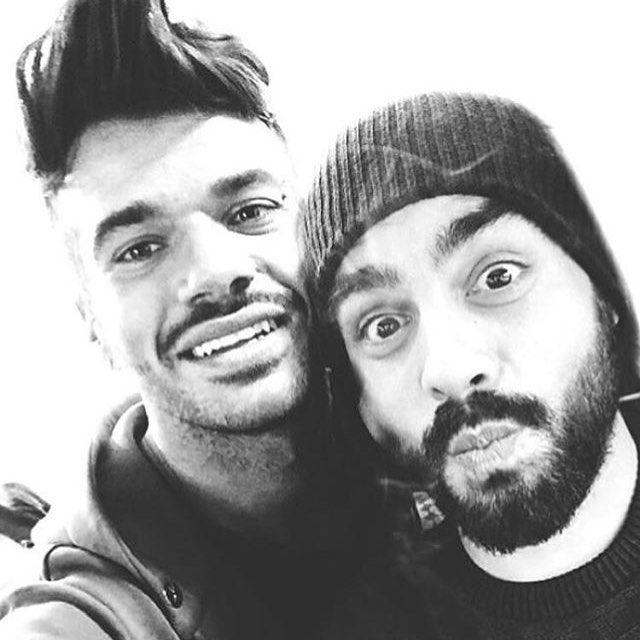 Aston and mario gay