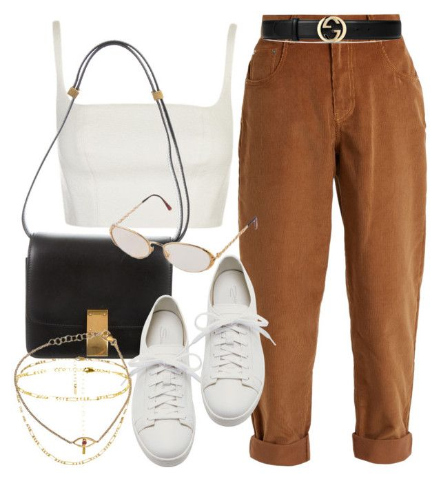 """""""Untitled #3430"""" by camilae97 ❤ liked on Polyvore featuring Miu Miu, CÉLINE, Giuseppe Zanotti, Gucci and Christian Dior"""