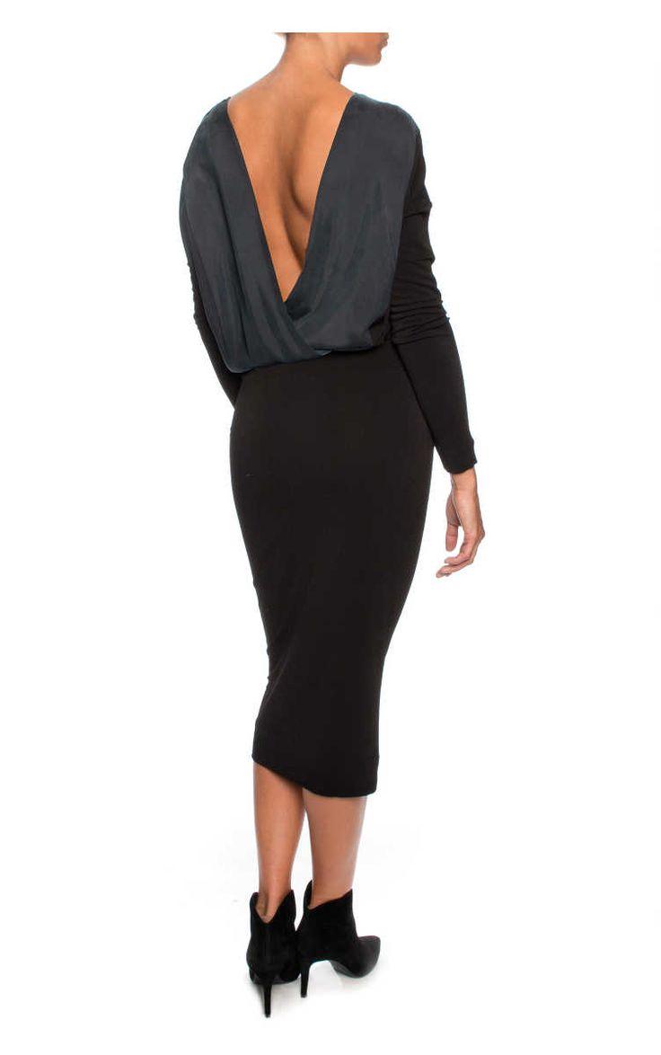 Klänning Gilliana BLACK - By Malene Birger - Designers - Raglady