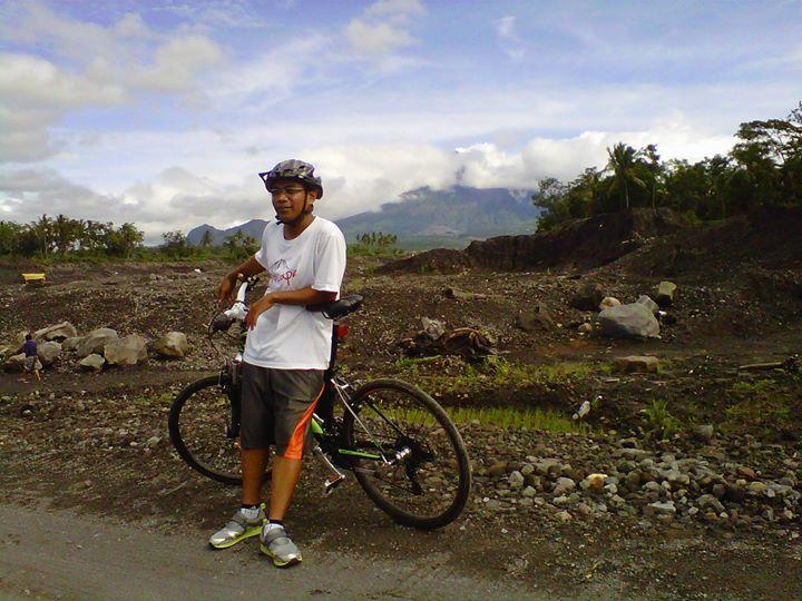 Gowes Ke Kali Gendol, Cangkringan, Yogyakarta