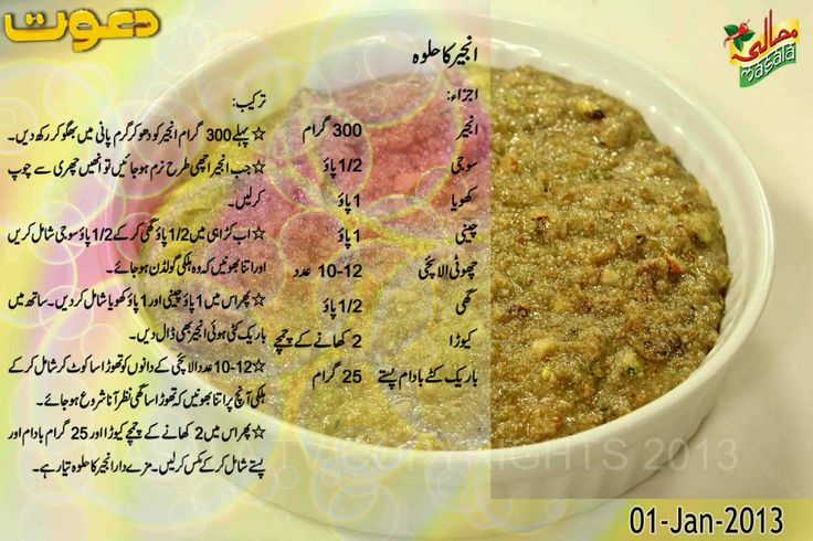 61 best images about Chef Zakir Recipes in Urdu on ...