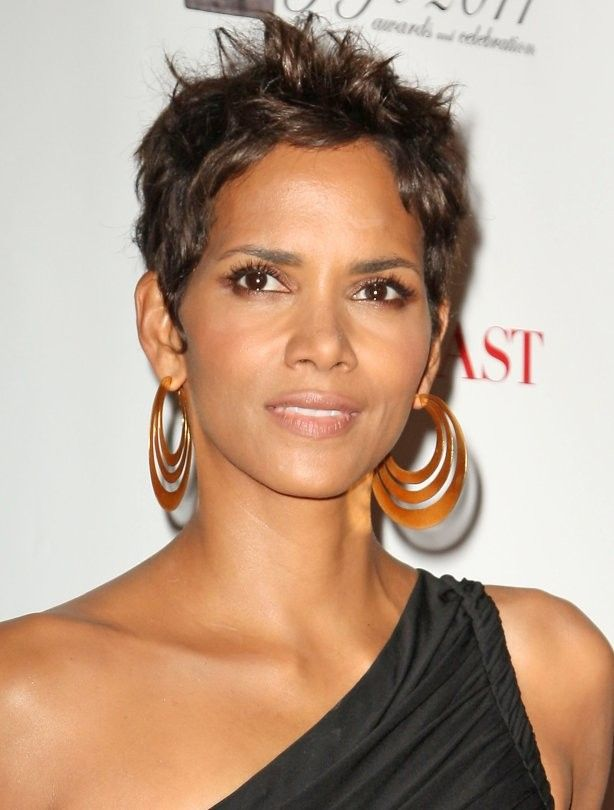 halle berry hair styles 54 best images about spike hairstyle on 4084
