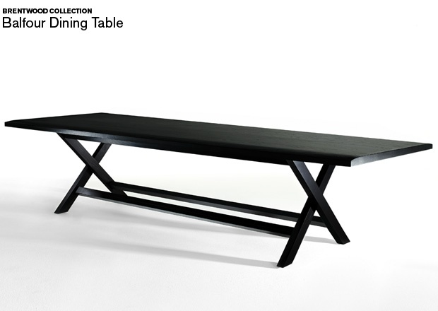 Brentwood Collection - Balfour Dining Table - Christian Liaigre