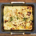 Joghurtos, zöldfűszeres sült csirke
