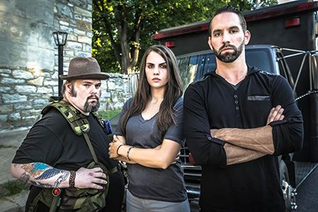 New paranormal investigation series Ghosts of Shepherdstown is coming to Destination America in June. What do you think? Will you watch?