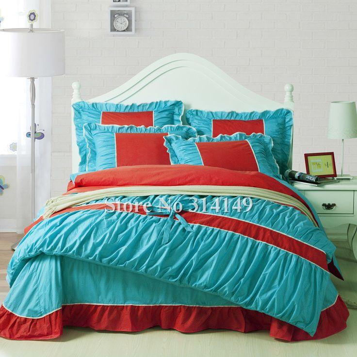 Blue Bedroom Sets For Girls 38 best girls bedding sets images on pinterest | girls bedding