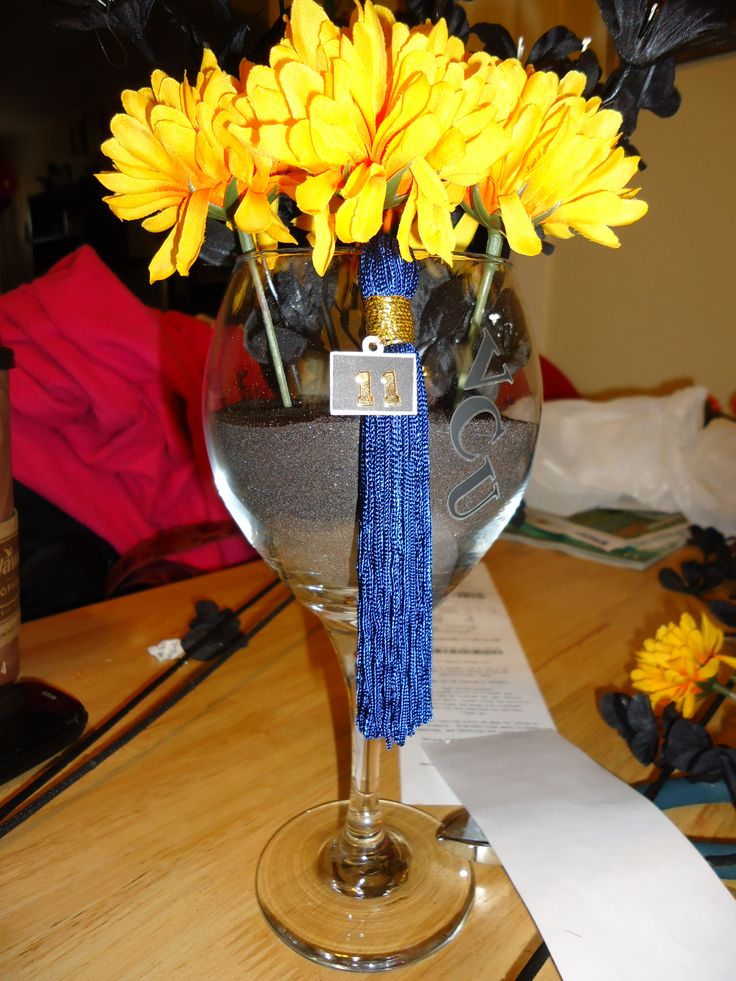 Best images about graduation center pieces on pinterest