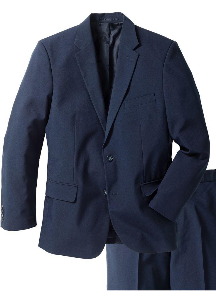 Completo (set 2 pezzi), T.N. Blu scuro - bpc selection è ordinabile nello shop on-line di bonprix.it da ? 59,99. Giacca dal modello classico a 2bottoni. ...