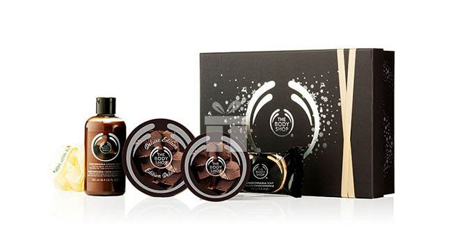 Chocomania Medium #cosmetice #thebodyshop #cadouri #cadourifemei