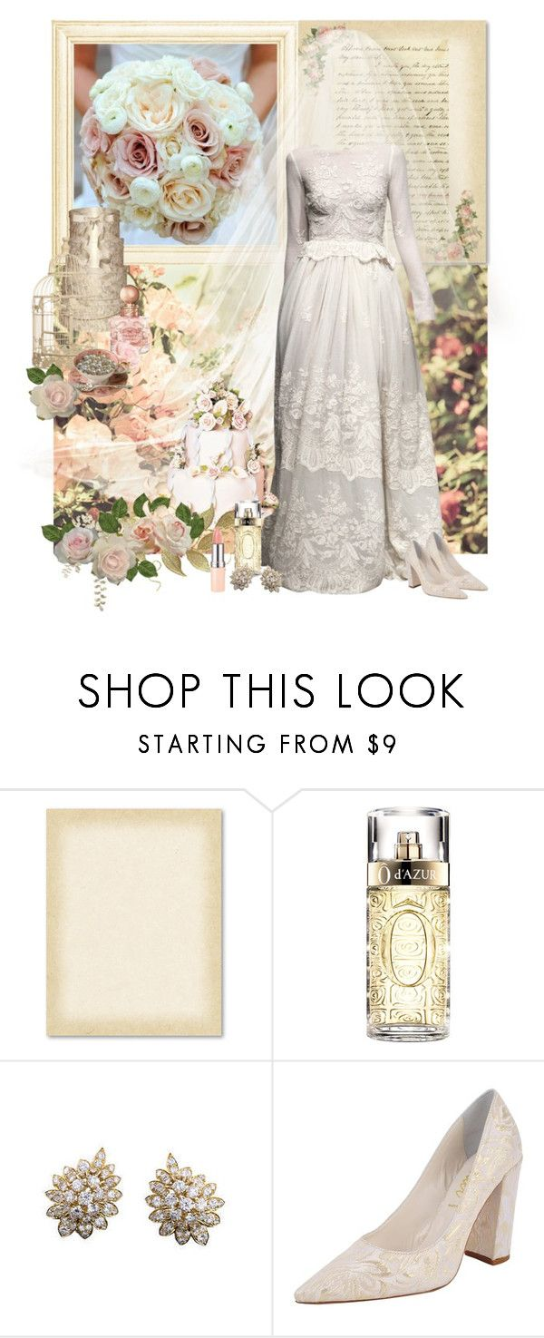 """Classy Lace"" by dezaval ❤ liked on Polyvore featuring LUISA BECCARIA, Lancôme and Butter Shoes"