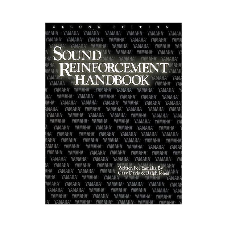 Hal Leonard Yamaha Sound Reinforcement Handbook Second Edition