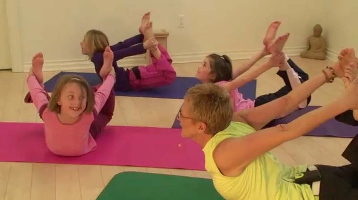 Namaste Yoga 31: Kids Yoga with Guest Instructor Mai Meret - YogaYak -free yoga classes online