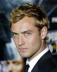 Jude Law...gosh, he is so sexy