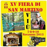 Festa e Fiera di San Martino 2013 a Viù (TO) http://www.parallelo45.com/p45eventi_evento.asp?Id=9807&Cat=19