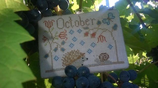 IL TEMPO PERSO: October