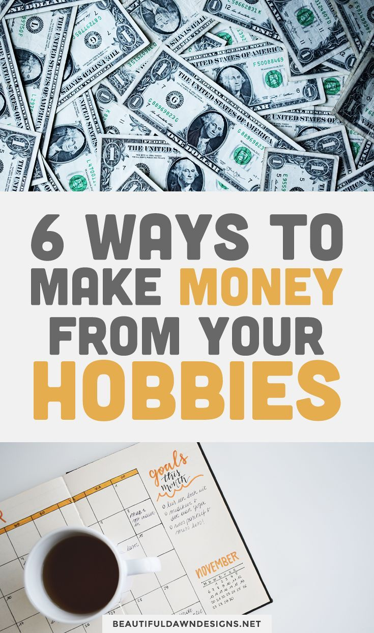 How to Cash in on Your Hobbies picture