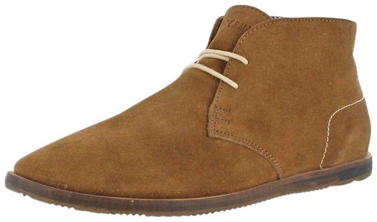 Ben Sherman Aberdeen Men's Chukka Desert Boots Suede