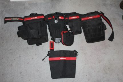 hilti tool belt - Google Search